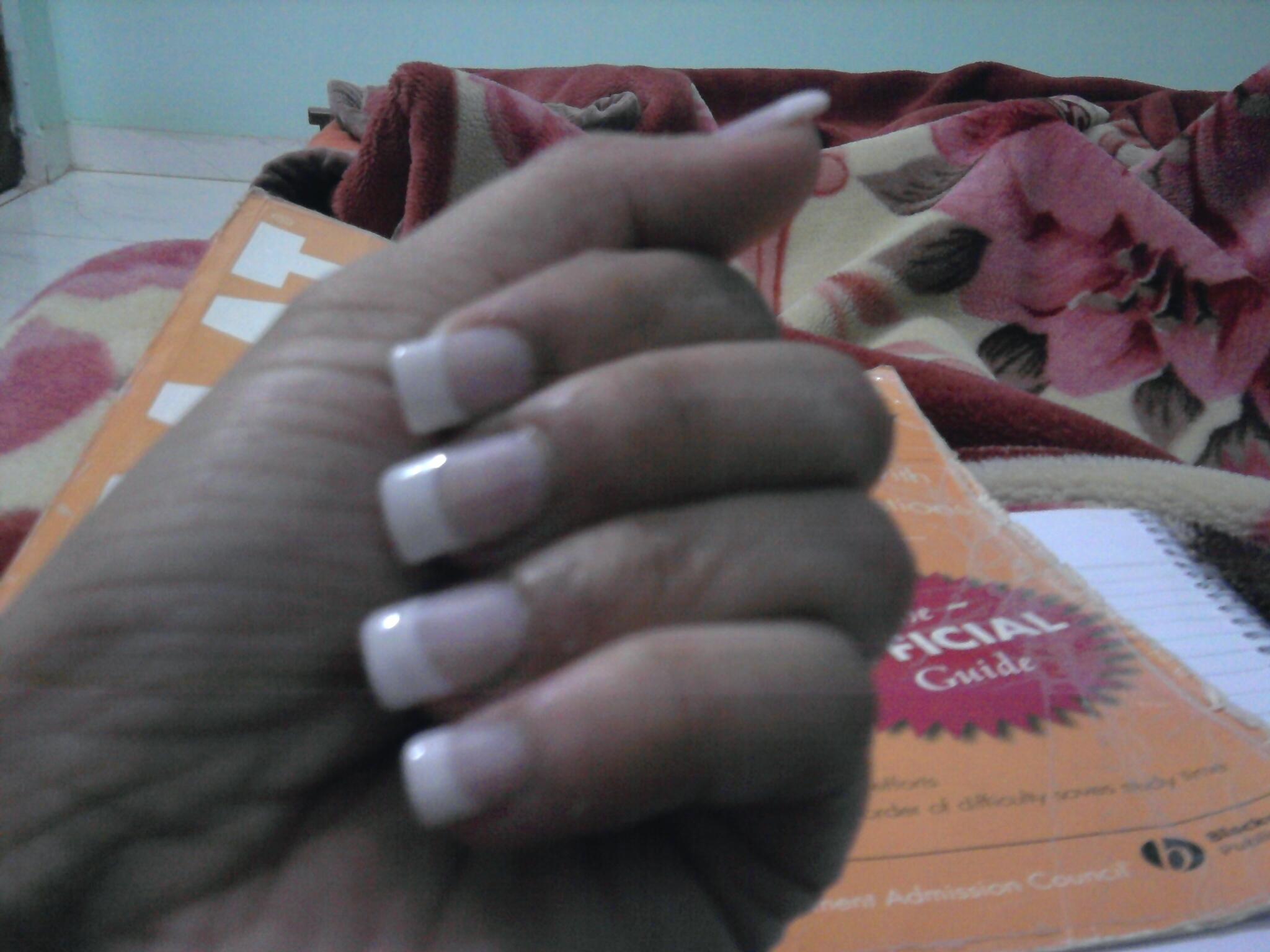 I had got myself Nail extensions… | Beauty reviews....